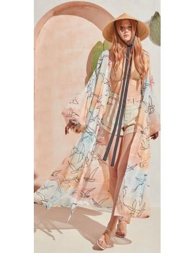 Φόρεμα-Κιμονό
